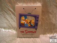 The Simpsons Complete First Season DVD 3 Disc Set