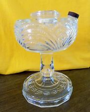 Vintage ALADDIN LAMP Washington Drape Clear