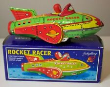 SCHYLLING Collector Series ROCKET RACER Tin Toy EXCELLENT condition