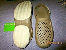 men's crocs sz: 13 Brand New