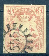 429945) Bayern 3 Kr. rot mit Mühlrad 555 Waldmohr, +30,-