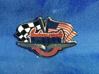 Indy Indianapolis 500 CENTENNIAL ERA Vintage 2009 Event Logo NOS Helio Wins # 3