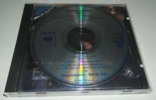 George Michael Faith Demo Promo CD 1987 Non - Hologram WHAM! CSK 2850 USA US