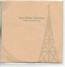 (M577) Days Before Television, Shapes & Patterns- DJ CD