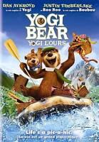 Yogi Bear (DVD, 2011, Canadian Bilingual)