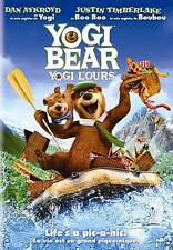 Yogi Bear (DVD, 2011, Canadian; French)
