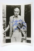 Perry Como Autogrammkarte Autograph