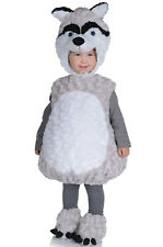 Brand New Alaskan Husky Puppy Dog Toddler Costume