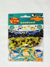 ~~~PHINEAS AND FERB~~~1- BAG OF CONFETTI- PARTY SUPPLIES