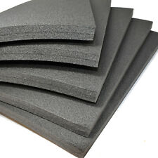 5 x PACKAGING FOAM SHEETS 400 x 400 x 20mm WATER RESISTANT VIBRATION PROTRCTION