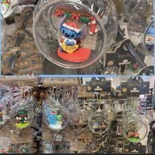 Primark Disney Stitch Mickey Minnie monsters Christmas bauble tree decoration