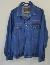 """Port Authority Denim Jean jacket """"The Young & the Restless"""". Mens Lg/Womens XL"""