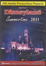 DISNEYLAND Summertime 2011 DVDr (Jeff Lange) Mickey's Soundsational Parade