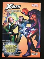 X-Men The Unlikely Saga of Xavier, Magneto and Stan VG Graphic Novel