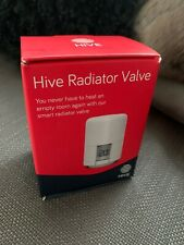 Hive Thermostatic Radiator Valve Brand New (5 Available)