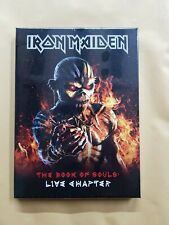 The Book Of Souls: Live Chapter by Iron Maiden (CD, Nov-2017, 1 Disc, Parlophone)