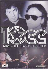 10CC-Alive Music DVD