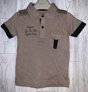 Boys Age 18-24 Months - Essa Taqua Polo Shirt