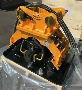 SM-06 Hydraulic Plate Compactor suit excavator 12 - 16t