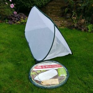 Pop-Up Insect Net Triangle Cloche – Medium