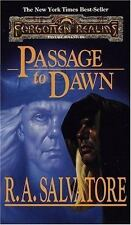 Legacy of the Drow: Passage to Dawn Bk. 4 by R. A. Salvatore (1997, Paperback)