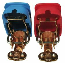 MK1 GOLF CABRIO Quick release battery terminal Pair with coloured cover