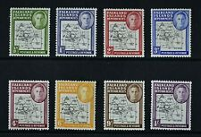 FALKLAND DEPENDENCIES, KGVI, 1946, set of 8 stamps to 1s. value, MM, Cat £13.