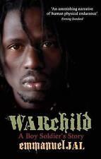War Child: A Boy Soldier's Story, Emmanuel Jal, Paperback, New