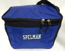SPELMAN COLLEGE Cooler (12 can) Golf / Bag/ Lunch/Gym Embroidered