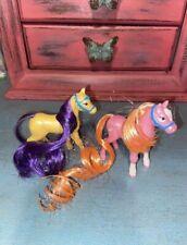 Vintage Littlest Pet Shop Royal Palace Ponies