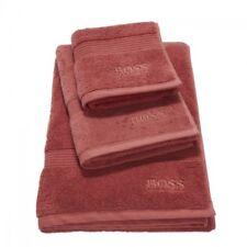 Hugo Boss Loft Guest Towel, Coral - Set of 4