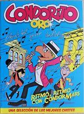 Chile 2017 #277 Comic Condorito Oro Ritmo