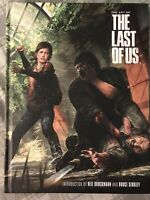 The Art of The Last of Us Vol 1 Hardcover Book