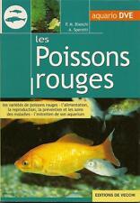 LES POISSONS ROUGES - AQUARIUM - ALIMENTATION - SOINS - ELEVAGE - MALADIES  -30%