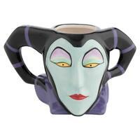 Disney Maleficent Premium Sculpted Ceramic Mug Coffee Tea Sleeping Beauty Gift