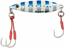 Major craft lure metal jig Jigupara Shore throw model 30g # 30 zebra sardines JP