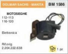 BOBINA ELETTRONICA MOTOSEGA DOLMAR SACHS MAKITA 112 113 116 120 2.204.222.638