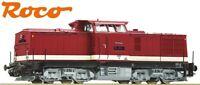 """Roco H0 Diesellok BR 114 203-3 der DR """"DCC Digital"""" - NEU"""