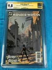 Wonder Woman #191 - DC - CGC SS 9.8 - Signed by Adam Hughes, Ordway, W Simonson