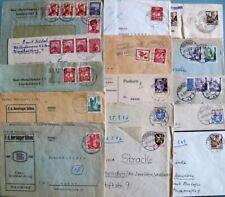 Briefmarken mit Echtheitsgarantie aus der französischen Zone (ab 1945) als Posten & Lots