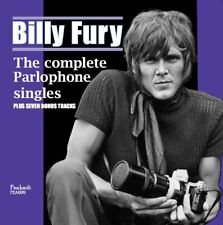 BILLY FURY - THE COMPLETE PARLOPHONE SINGLES