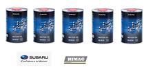 5 Litros Aceite Motor Original Subaru SAE 5w30 API SM - # b Estaño hierro