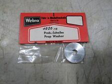 Vintage Webra 1020/19 61 R/C Prop Washer NOS Germany Parts Model Engine