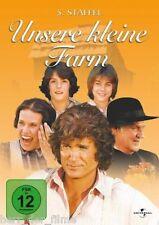 UNSERE KLEINE FARM, Staffel 5 (6 DVDs) NEU