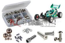 RC Screwz Stainless Steel Screw Kit for Tamiya Top Force 2017 #tam215
