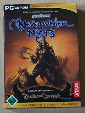 Neverwinter Nights - Gold Edition BioWare Atari gebraucht, guter Zustand