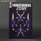 TRANSFORMERS ESCAPE #3 RI 1:10 IDW Comics 2021 DEC200472 3RI (CA) Veregge For Sale