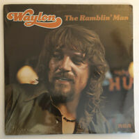 Waylon Jennings - The Ramblin' Man - Factory SEALED 1974 US 1st Press APL1-0734
