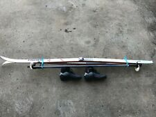 New listing 195cm FISCHER SUMMIT Cross Country Skis w/ Rottefella Bindings piles boots