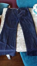 7 For All Mankind Ginger Blue Jeans Size 32